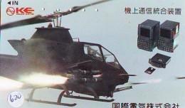Télécarte   Hélicoptère (620) HELICOPTER - CHOPPER - Hubschrauber - HELICÓPTERO - Elicottero - Avion - Avions