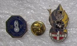 2  PIN'S GENDARMERIE          DDDD    013 - Police
