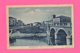 Castelguglielmo Rovigo Cpa Anni '30 - Rovigo