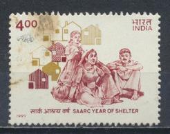 °°° INDIA 1991 - Y&T N°1132 °°° - Usados