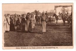 Nr.+  860,  Kaiser Wilhelm II In Serbien, Nis, Nisch - War 1914-18