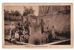 Nr.+  861, Gedächnisbrunnen In Serbien, Nis, Nisch, Feldpost - War 1914-18