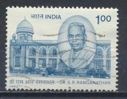 °°° INDIA 1992 - Y&T N°1161 °°° - Usados