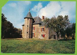 MESQUER - Le Grand-Logis Carte Circulé 1968 - Mesquer Quimiac