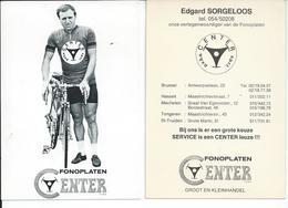 FOTO EDGARD SORGELOOS - Cycling