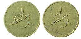02974 GETTONE JETON TOKEN JUGOSLAVIA PHONE TOKEN (?) ISKRA - Tokens & Medals