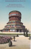 Ostdeutsche Ausstellung Posen 1911 Der Oberschlesische Turm - Pologne