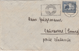 Allemagne Lettre De Münster 1938 - Allemagne