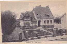 Süchteln Evgl.Schule Circulée En 1918 - Duitsland