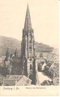 Deutschland - Bade-Wurtemberg - Freiburg I. Br. Münster Vom Martinsturm - Allemagne