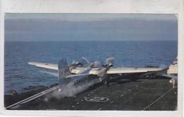 AVION ANTISUBMARINO GRUMMAN SE. ARGENTINA. GRAFICA SA. CIRCA 1970's- BLEUP - Avions