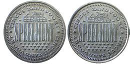 03136 GETTONE JETON TOKEN ADVERTISING AMUSEMENT SPEELMUNT CIRCUS ZANDVOORT - Allemagne