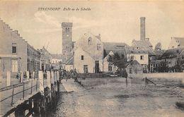 Steendorp Temse Zicht Op De Schelde Ca.1910 - Temse