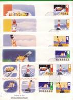Lotto REGNO UNITO FDC.SICUREZZA 1985. - Andere