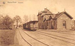Meersel-Dreef Hoogstraten Tram Station Statie Gare Ca. 1915 - Hoogstraten
