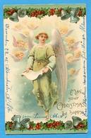 Noel Weihnachten Christmas Anges Cloche - Angeli