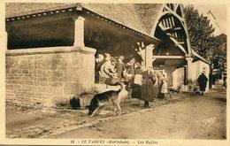 LE FAOUET  *** LES HALLES  *** - Le Faouet