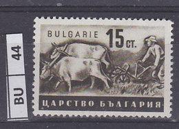BULGARIA  1940Agricoltura  20 L Nuovo Violetto - 1909-45 Regno