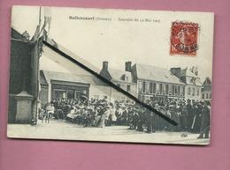CPA - Hallencourt  -(Somme) - Souvenir Du 12 Mai 1907 - Frankreich