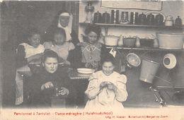Zandvliet Pensionnat Pensionaat 1912 - Belgien