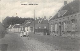 Zandvliet Berendrecht Keizerstraat 1910 - Belgien