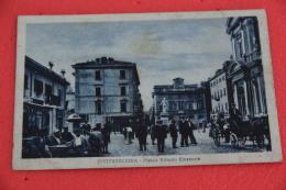 Civitavecchia Piazza VE NV Animatissima - Unclassified