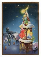 Natale Noel Weihnachten Christmas Angeli Anges Engel Angels - Angeli