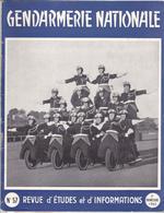 Très Rare Revue Gendarmerie Nationale N°57 3 ème Trimestre 1963 - Police & Gendarmerie