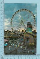 Niagara Falls Ontario  Canada -Maple Leaf Village, Giant Wheel Western World- Postcard, Post Card, Carte Postale - Ontario