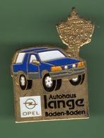 OPEL *** BADEN-BADEN N°2 *** A015 - Opel