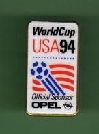 OPEL *** WORLD CUP FOOT USA 94 *** A015 - Opel