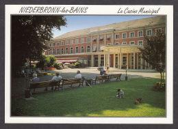 81217/ NIEDERBRONN-LES-BAINS, Le Casino Municipal - Niederbronn Les Bains