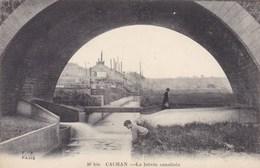 Cachan, Le Bièvre Canalisée (pk49820) - Cachan