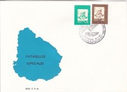 10 AÑOS EJERCITO SALVACION. URUGUAY. OBLIT 1991- BLEUP - Uruguay