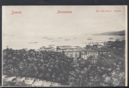 Italy Postcard - Spezia Panorama    DC1944 - La Spezia