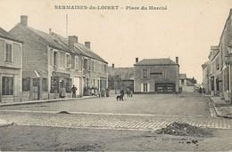 SERMAISES-DU-LOIRET PLACE DU MARCHE 45 - France