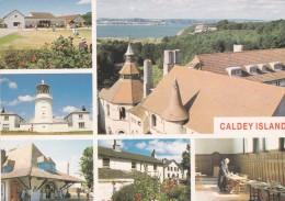 CALDEY ISLAND MULTI VIEW - Pembrokeshire