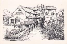 TIVERTON - BICKLEIGH MILL - England
