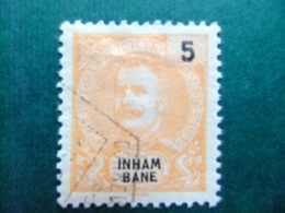 INHAMBANE 1903 CARLOS 1 Yvert 16 FU - Inhambane