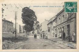 AUDUN-LE-ROMAN AVENUE DE LA GARE 54 - Non Classés