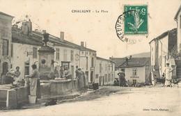 CHALIGNY LA PLACE 54 - Unclassified