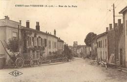 CIREY-SUR-VEZOUZE RUE DE LA PAIX 54 - Cirey Sur Vezouze