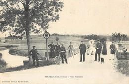 MANHOUE PONT-FRONTIERE DOUANIERS DOUANE  54 - Sin Clasificación