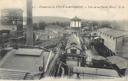 PONT-A-MOUSSON PARTIE NORD 54 - Pont A Mousson