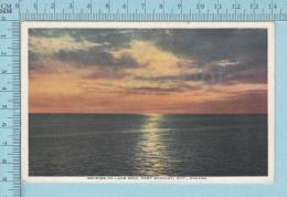 Port Stsanley Ontario Canada -Sunrise On Lake Erie - Postcard, Post Card, Carte Postale - Ontario
