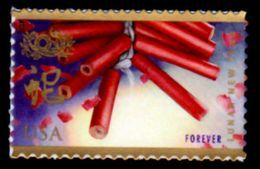 USA, 2013, Scott #4726, Lunar New Year Of The Snake, Single, MNH, VF - Unused Stamps