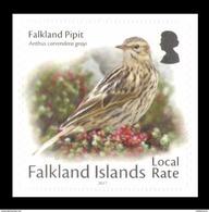 Falkland Islands 2017 Mih. 1344 Definitive Issue. Fauna. Small Birds (self-adhesive) MNH ** - Falklandeilanden