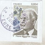 FRANCE 2016 PIERRE MESSMER OBLITERE  YT 5035-                                          TDA39B - France
