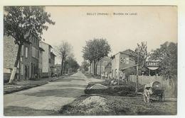 69  BULLY  Montée De Laval - France