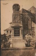 St Leger Monument - Saint-Léger